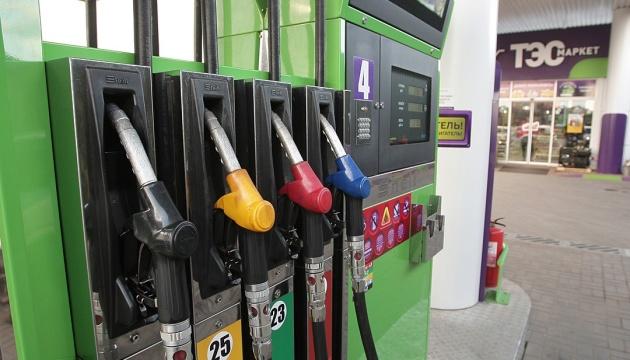 Бензин А-95 на Київщині продають по 26,85-31,45 гривні