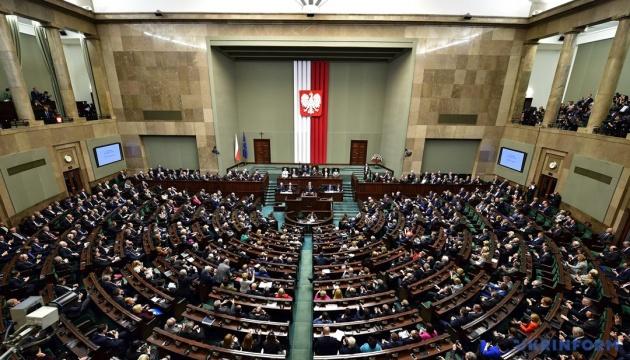 Сенат Польши призвал Евросоюз расширить санкции против России