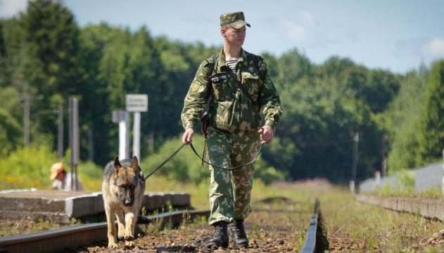 Western border control experts train Ukraine border guards