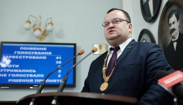 Мер Чернівців подав до суду через своє відсторонення