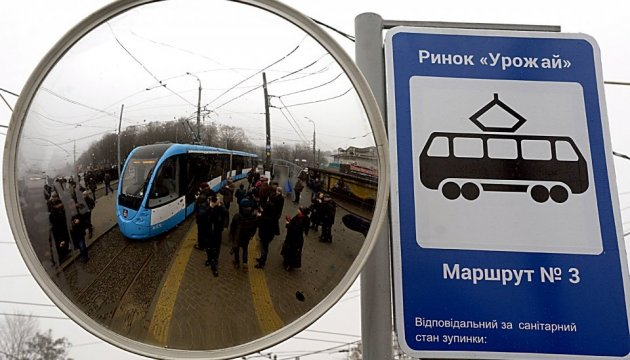 Kyivpastrans intends to introduce electronic tickets in 2017