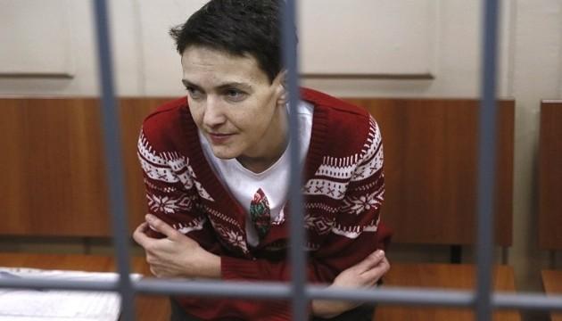 Адвокат: Савченко тримається дуже добре