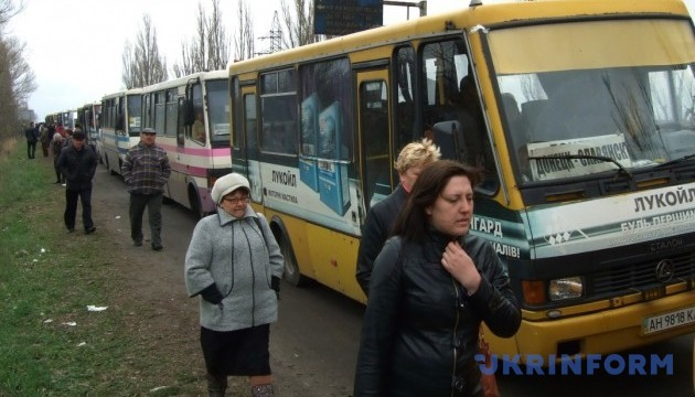 Checkpoints in Donetsk Region to work two hours longer