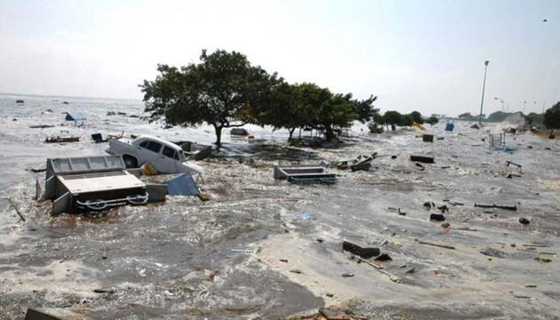 В Индонезии подсчитали количество погибших во время последнего цунами