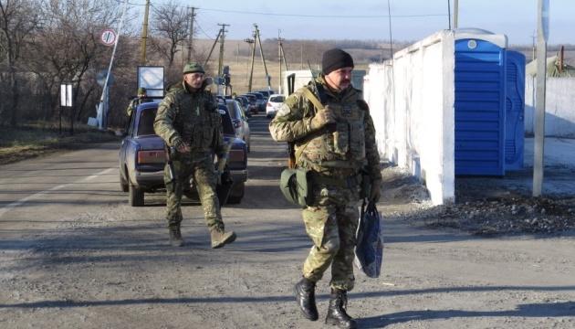 АТО: на Луганском направлении сохраняется режим прекращения огня