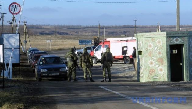 Бойовики обстріляли ще не відкритий пункт пропуску, є поранений