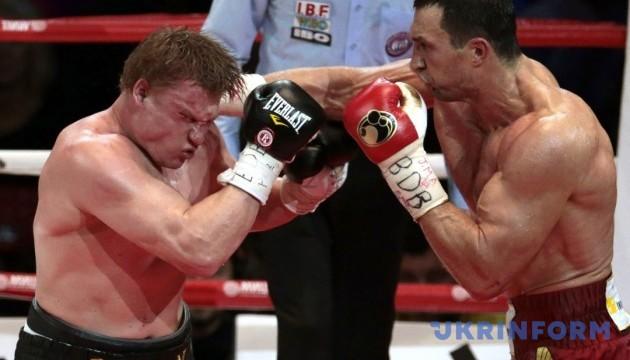 Російський боксер Повєткін виключений з рейтингів WBC