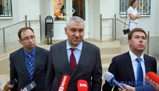 Савченко вирішила відновити сухе голодування - Фейгін