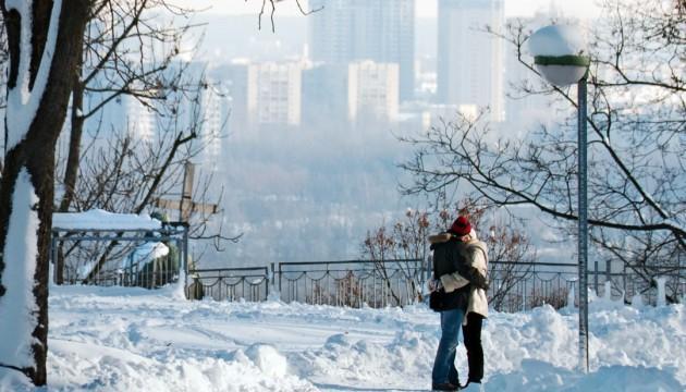 У Києві сьогодні очікується до 13° морозу