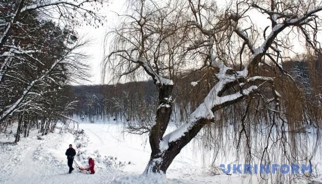 В Україні сьогодні сніг, хуртовини і ожеледиця