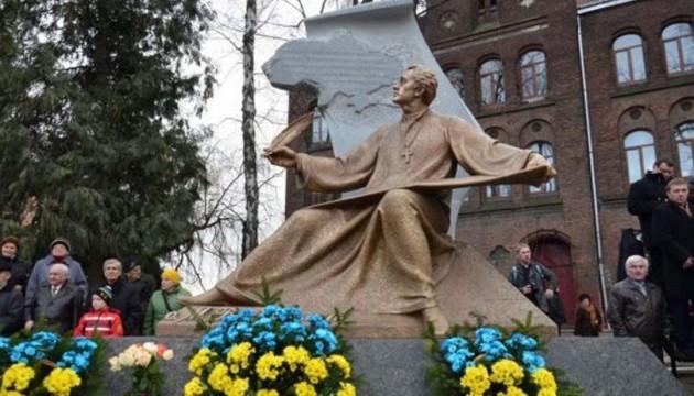 У Львові вшанували автора Державного Гімну України