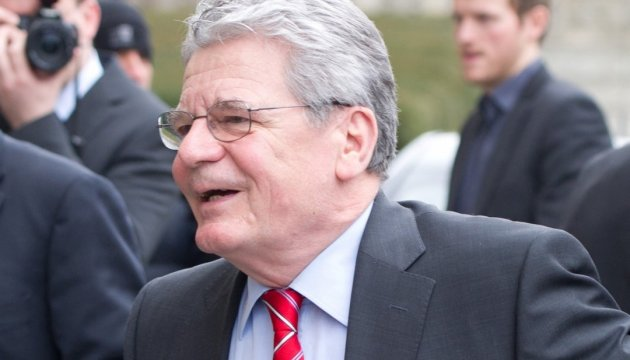 Joachim Gauck: Ukraine has its own place in European history as a sovereign nation