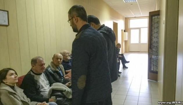 В Криму сьогодні продовжиться судилище про заборону Меджлісу