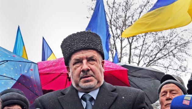Чубаров: Забороною Меджлісу окупанти відкриють шлях до репресій