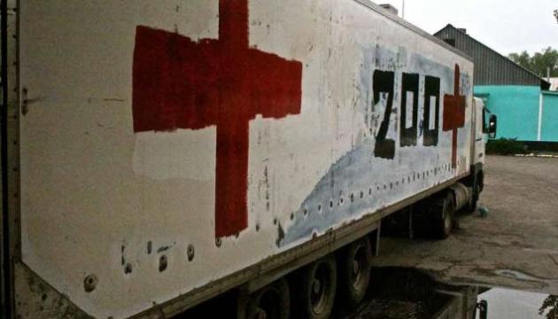 """ОБСЕ нашла фургон с """"грузом 200"""" на оккупированной части Донбасса"""