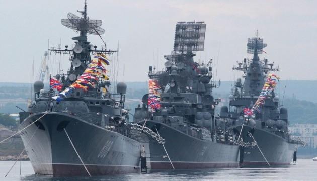 У ВМС пояснили, чому РФ не використає великокаліберні кораблі в Азовському морі