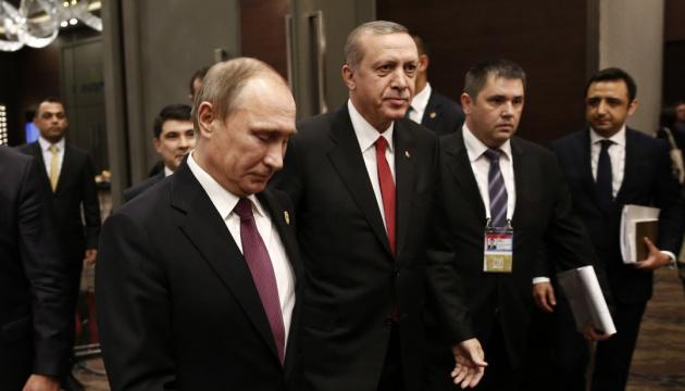 Турецький потік: Путін спробує