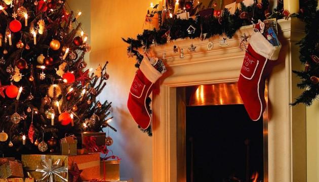 Різдво Христове святкують 25 грудня за григоріанським календарем
