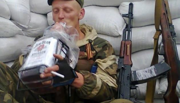 В Луганську п'яний бойовик протаранив маршрутку