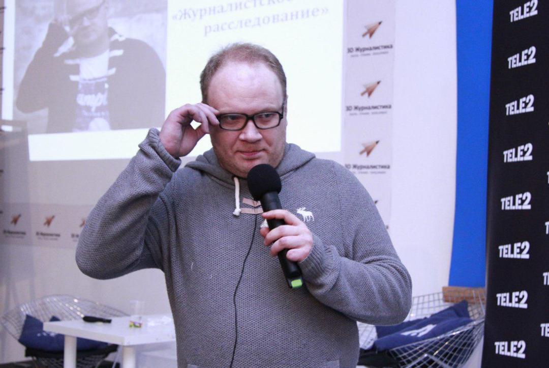Олег Кашин / Фото: http://3djournalism.com