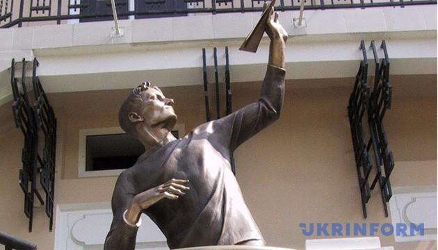 Пам'ятник Сергію Уточкіну в Одесі