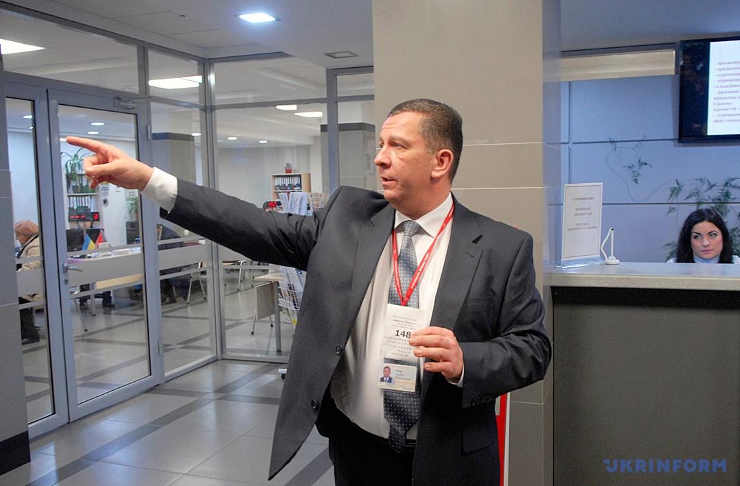 Заступник Вінницького міського голови Андрій Рева