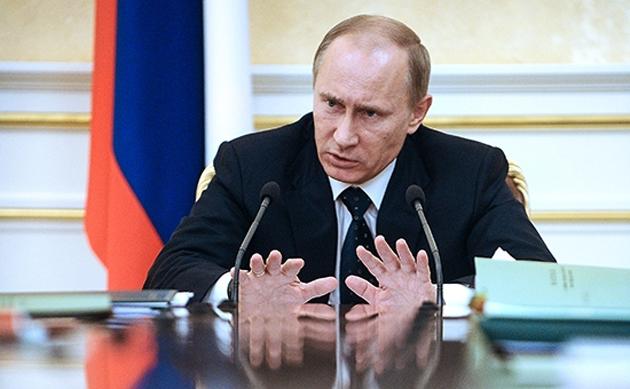 Володимир Путін /Фото: ТАСС