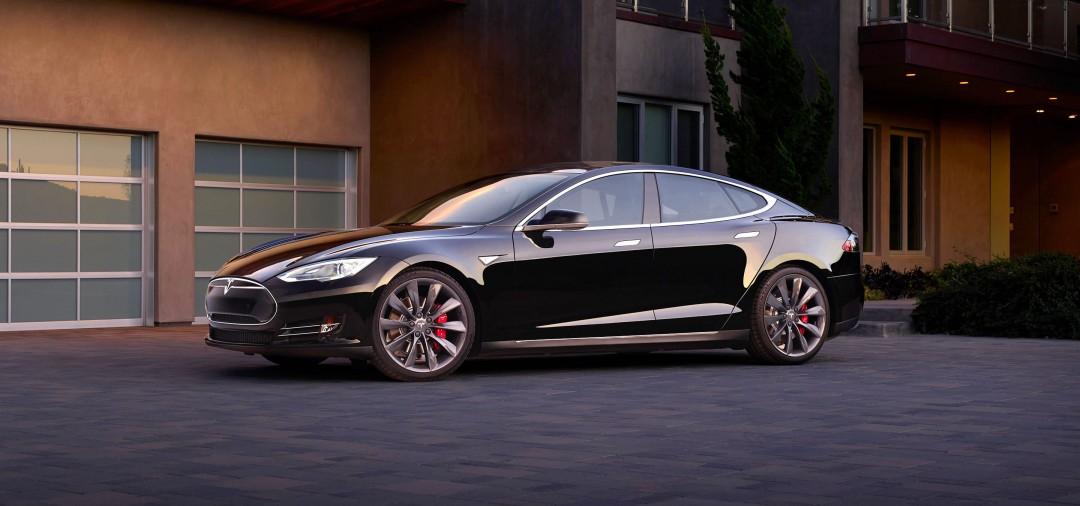 Tesla Model S. Фото: teslamotors.com