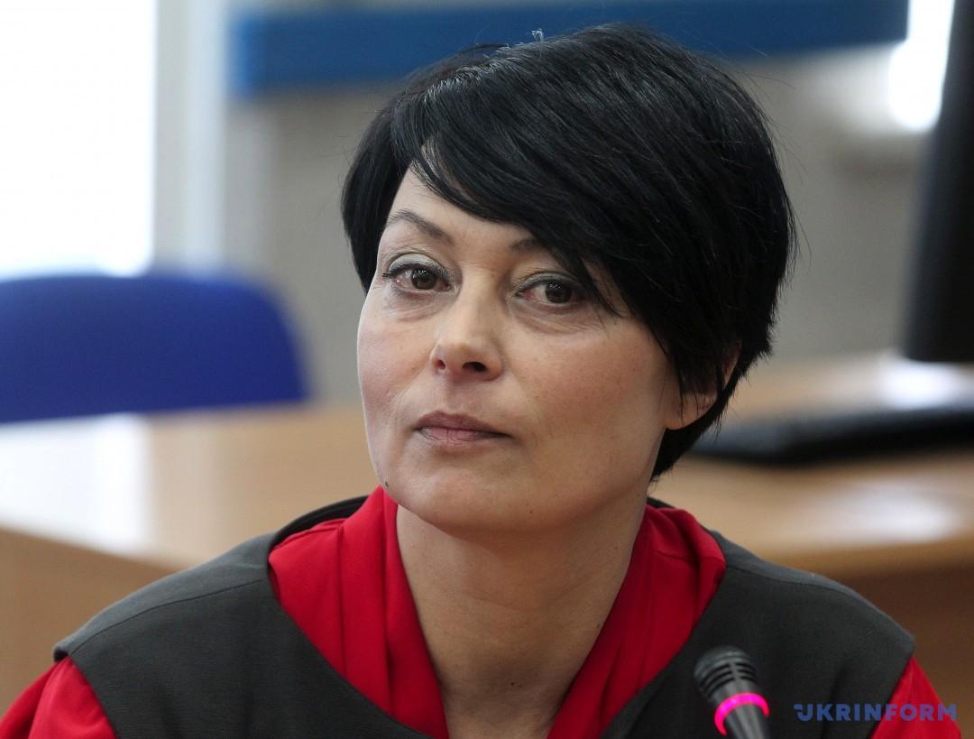 Лариса Самойловіч