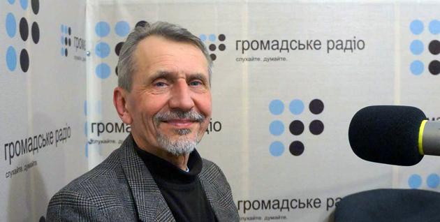 Николай Рябчук