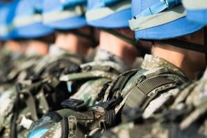 Krajowy program Ukraina-NATO przewiduje konsultacje w sprawie rozmieszczenia sił pokojowych ONZ w Donbasie