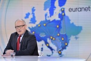 Европейские Социалисты хотят, чтобы Тиммерманс возглавил Еврокомиссию
