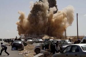 Лівійські повстанці вбили 14 військових з урядових сил
