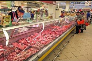 В Україні подорожчали м'ясо, риба та молоко