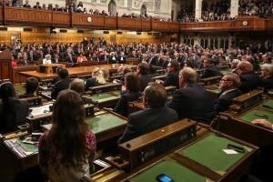 Канадский парламент принял госбюджет после 30 часов непрерывного голосования