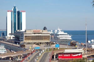 Строительство причала-долгостроя в Одесском порту планируют завершить до конца года