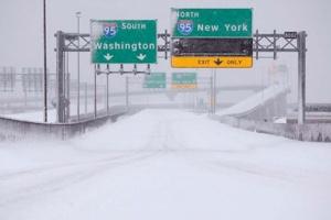 У Штатах рекордно впала температура