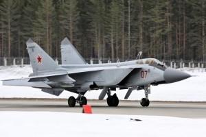 МІГ-31 у Бурятії збила російська ракета