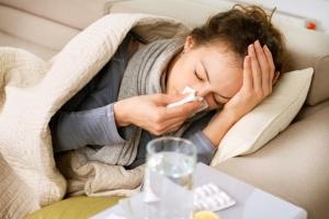 Уровень заболеваемости гриппом в Украине вырос на 7% - Минздрав