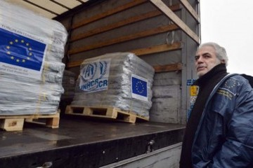 Sumy region receives humanitarian aid from Holland