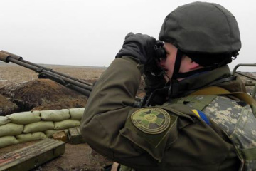 Russia delivers large caliber sniper rifles to occupied areas of eastern Ukraine