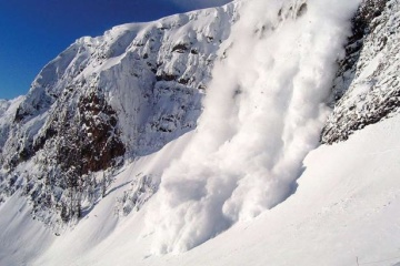 Snow avalanche risk expected in Lviv and Zakarpattia regions