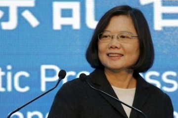 Президент Тайваня не исключает вероятности нападения Китая