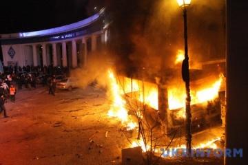 La CEDH confirme les violations des droits de l'homme lors des manifestations de Maidan