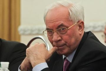 La Cour de justice de l'UE annule la décision de rétablir les sanctions contre Azarov