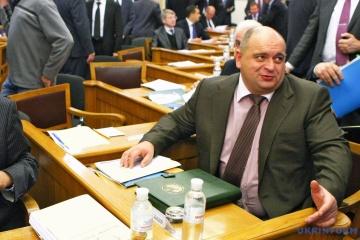 Gericht erlässt Haftbefehl gegen Ex-Minister Slotschewskyj in Abwesenheit