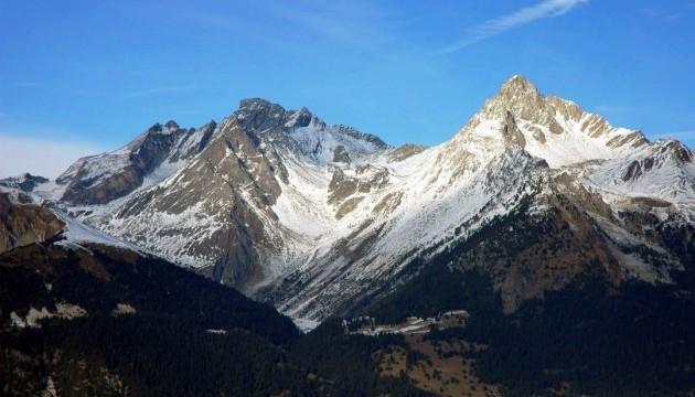 Глобальное потепление: к 2100 году Альпы потеряют 70% снежного покрова