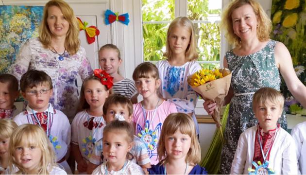 Українська школа в Швейцарії відкрила двері на 2016 рік