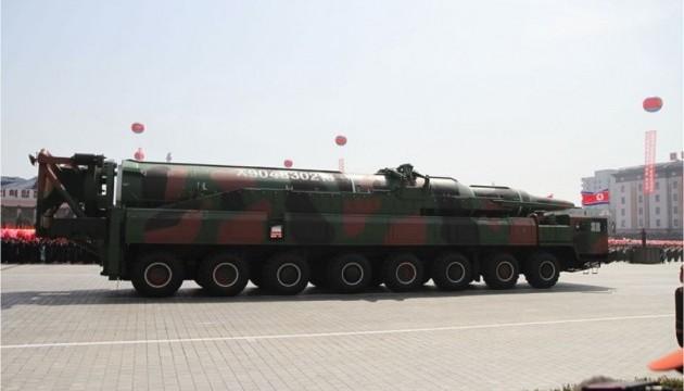 Північна Корея готує запуск ще однієї балістичної ракети - ЗМІ