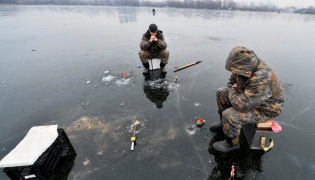 Екстрим на тонкому льоду